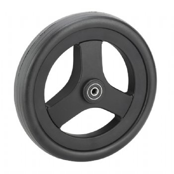 "8"" plastic eva foaming wheel"